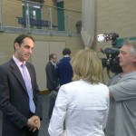 BBC Wales interview