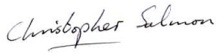 Signature Christopher Salmon